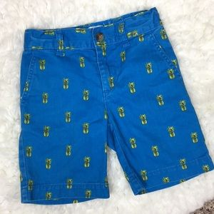 The Children's place boys pineapple shorts